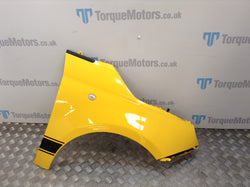 2017 Fiat 500 Abarth Drivers side wing (YELLOW)