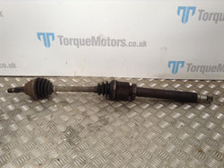 2008 Ford Fiesta ST Drivers Side Driveshaft