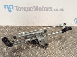2016 Skoda Octavia VRS DSG Front Wiper Motor And Linkage