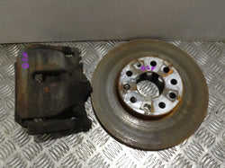 Audi A3 S Line Drivers front brake disc & caliper