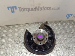 Audi A3 S Line Drivers side rear wheel hub