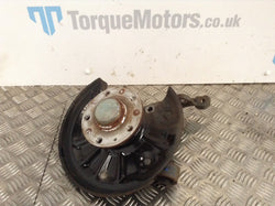 2016 Skoda Octavia VRS DSG Rear Hub And Carrier
