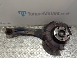 Ford Focus ST MK2 5DR Drivers side rear hub & knuckle with suspension leg