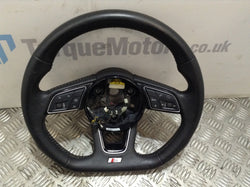 Audi A3 S Line Flat bottom steering wheel