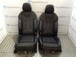 Audi A3 S Line Front & rear part leather seats Interior