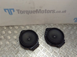 Astra J VXR GTC Front door speakers PAIR