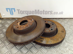 2001 Honda Integra DC5 type r Front brake discs PAIR