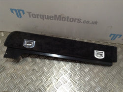 2005 Porsche Cayenne turbo 955 Left Black Boot Trim With Lashing Points
