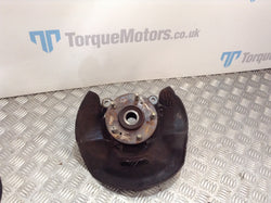 2001 Honda Integra DC5 type r Drivers side front wheel hub & knuckle