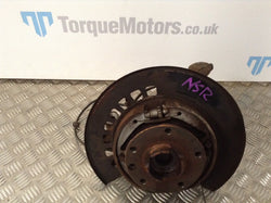 2005 Porsche Cayenne 955 Turbo Nearside Rear Hub And Carrier