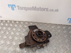 2004 Astra GSI Passenger side front hub & knuckle