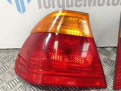 BMW 328i e46 Rear tail lights PAIR