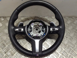 BMW 2 Series M240i Paddle Shift Multi function Steering Wheel