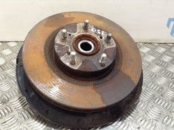Honda Civic Type R FN2 Drivers front wheel hub bearing & brake disc