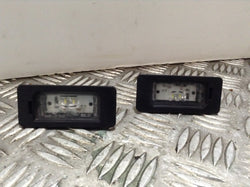 BMW M2 F87 2 Series Number plate lights PAIR