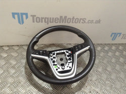 2009 Vauxhall Insignia Steering wheel NO AIRBAG