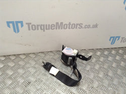 2009 Vauxhall Insignia Passenger side rear seat belt