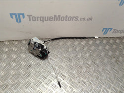 2009 Vauxhall Insignia Drivers side front door lock mechanism