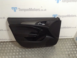 2009 Vauxhall Insignia Passenger side front door card