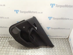 2009 Vauxhall Insignia Drivers side rear door card