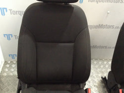 2009 Vauxhall Insignia Front & Rear seats