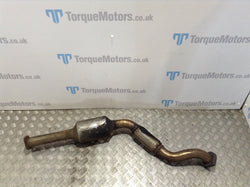 Ssangyong Rodius Exhaust cat catalytic Flexi