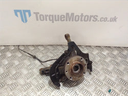 2017 Fiat 500 Abarth Passenger side front wheel hub