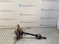 BMW M2 F87 2 Series OSR Driveshaft & wheel hub (Minor Damage)