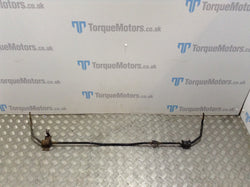 Ssangyong Rodius Rear Anti roll bar