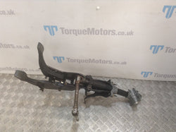 Ford Escort RS Turbo MK4 Steering column & pedals