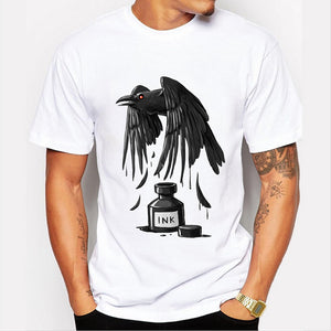 Ink Raven/Dragon T-shirt