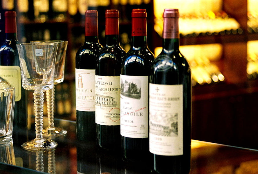 A Complete History of Bordeaux Wine