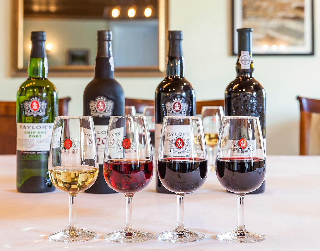 Types of Fortified Wines