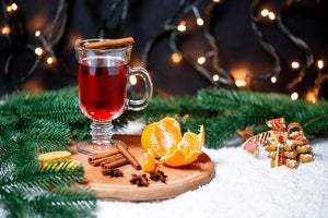 Christmas Mulled Wine History and Recipe