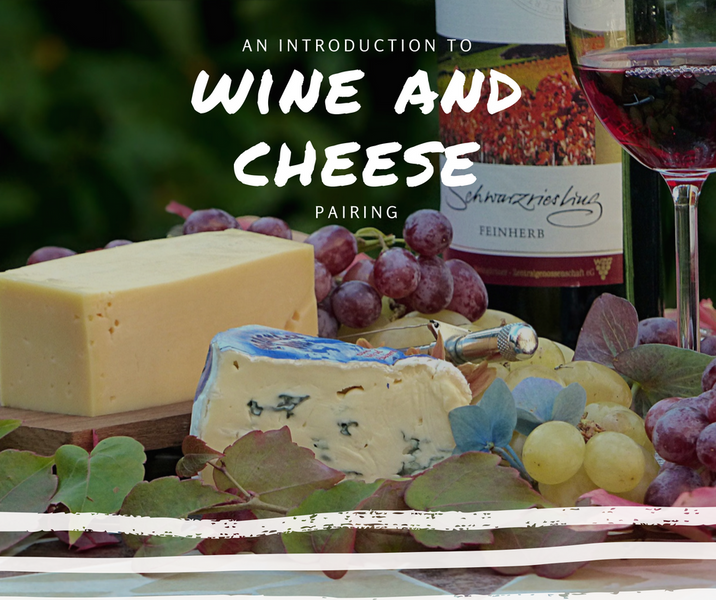 An Introduction to Pairing Wine and Cheese