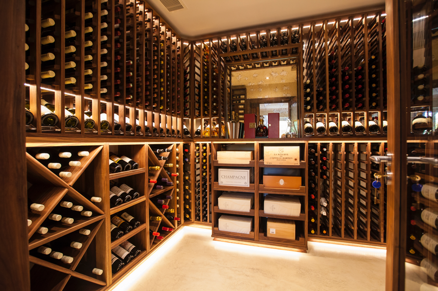 How to Organise a Wine Cellar