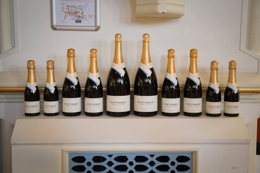 Most Expensive English Wine Released