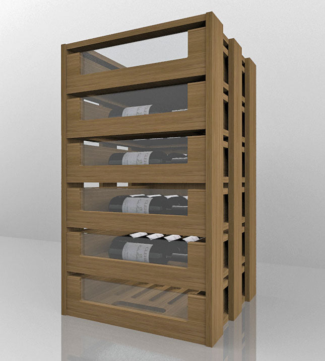 Wine Storage Bottle Drawer