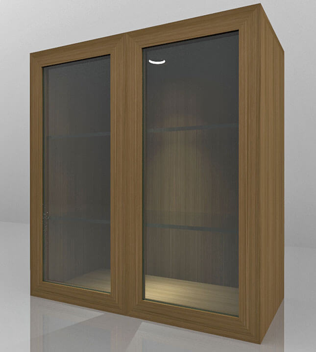 Wine Display Cabinets