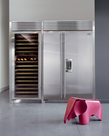 Sub-Zero wine storage unit