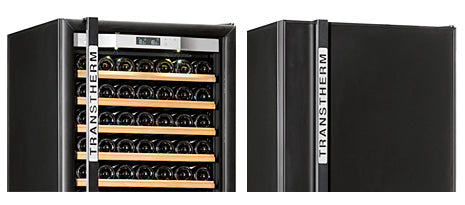 Transtherm wine fridges by leading wine cabinet manufacturer EuroCave