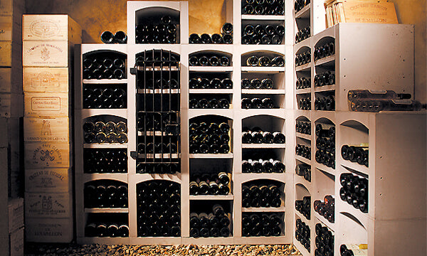 Vinicase Wine Racks & Wine Storage Solutions | High End Bottle Storage Systems Tanglewood UK