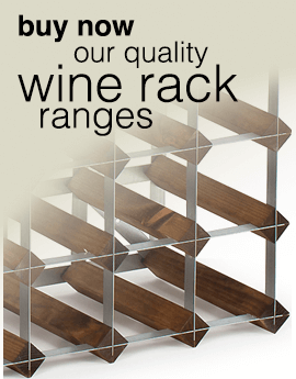 Our quality wine rack ranges - buy now