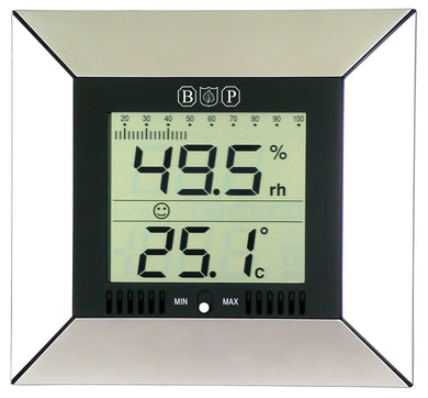 Electronic Cellar Thermometer & Hygrometer