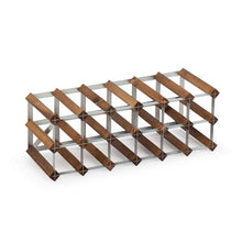 18 Bottle Assembled Traditional Wine Rack - 300mm depth