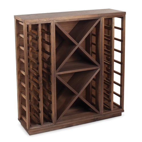 84 Wine Bottle Base Racking Unit