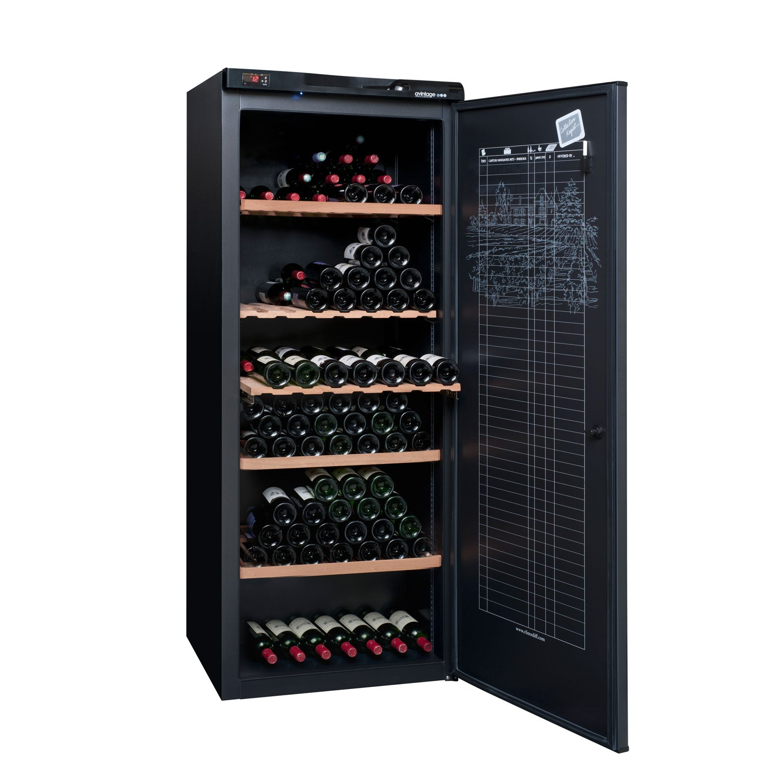 Avintage Av306a Single Temperature Wine Cabinet