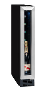 AVU8TXA Single Compartment Service Wine Cabinet. Under Counter Series