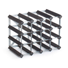 black ash wine rack