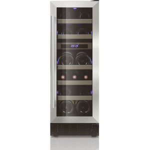 Le Chai LB160 2-Zone 'Built-in under-worktop' Wine Cabinet